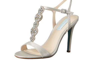 Silver Shoes Blue by Betsey Johnson Women's Sb-Chloe Dress Sandal